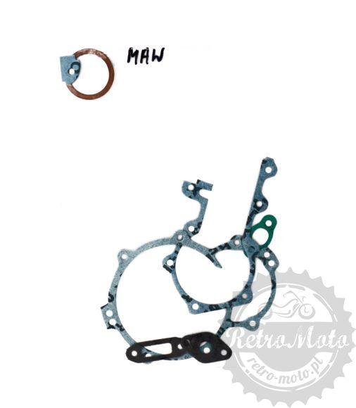 Komplet uszczelek MAW moto rower silnik MAW